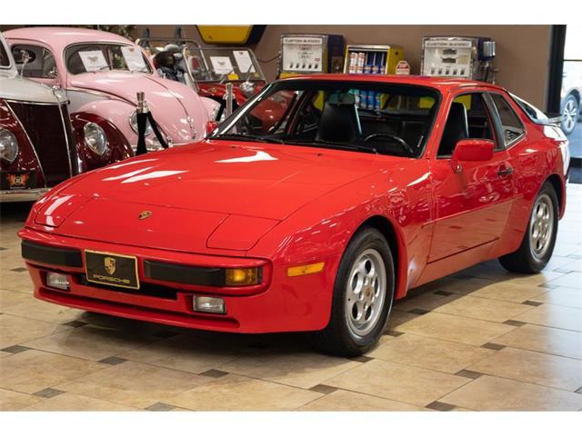 1987 Porsche 944 (CC-1528670) for sale in Venice, Florida