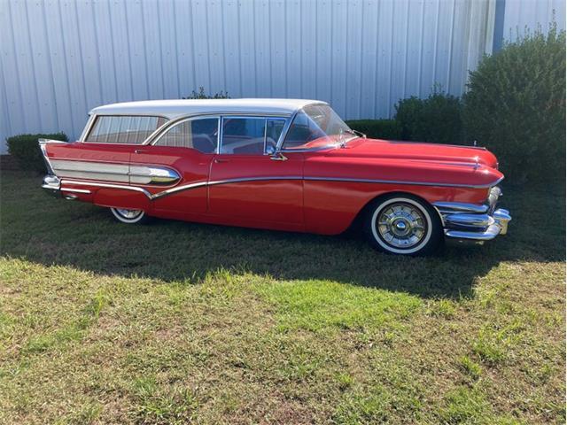 1958 Buick Estate Wagon (CC-1528676) for sale in Greensboro, North Carolina
