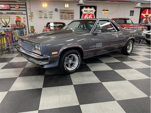 1987 Chevrolet El Camino (CC-1528678) for sale in Greensboro, North Carolina