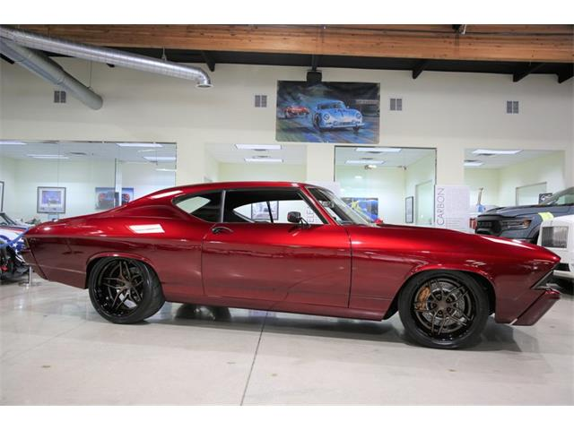 1968 Chevrolet Chevelle (CC-1528689) for sale in Chatsworth, California