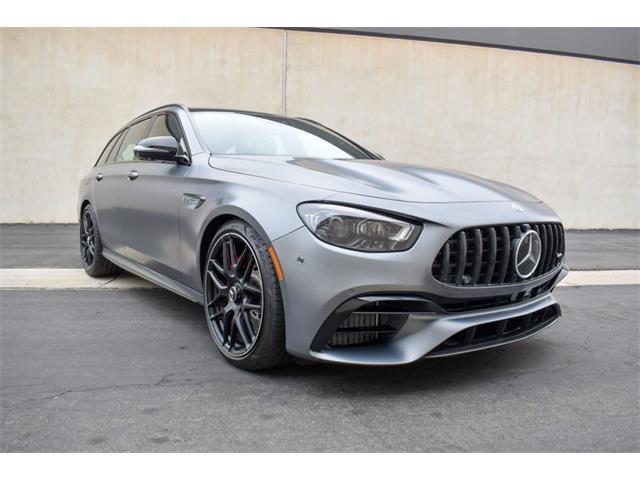 2021 Mercedes-Benz AMG (CC-1528690) for sale in Costa Mesa, California