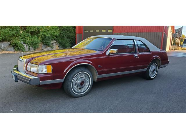 1985 Lincoln Continental (CC-1528697) for sale in Annandale, Minnesota
