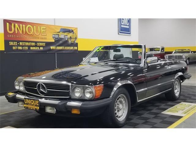 1985 Mercedes-Benz 380SL (CC-1520087) for sale in Mankato, Minnesota