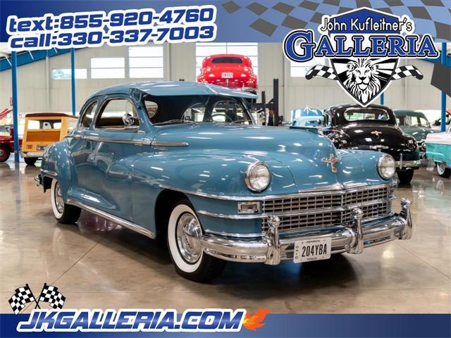1947 Chrysler Royal (CC-1528716) for sale in Salem, Ohio