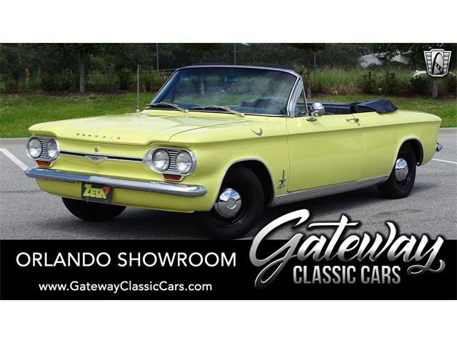 1964 Chevrolet Corvair (CC-1528724) for sale in O'Fallon, Illinois