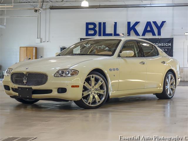 2008 Maserati Quattroporte (CC-1528725) for sale in Downers Grove, Illinois