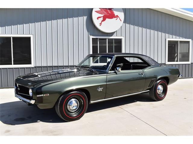 1969 Chevrolet Camaro (CC-1528730) for sale in Greene, Iowa
