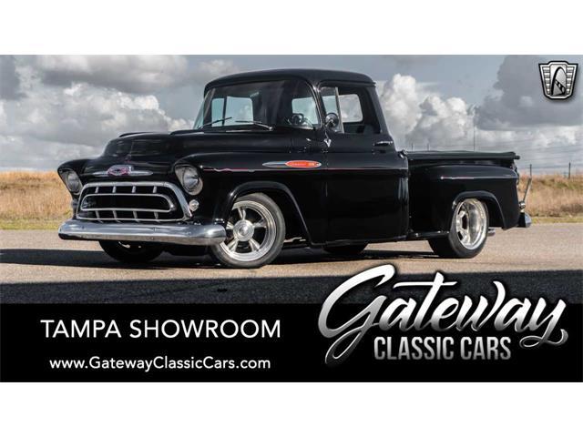 1957 Chevrolet 3100 (CC-1528765) for sale in O'Fallon, Illinois