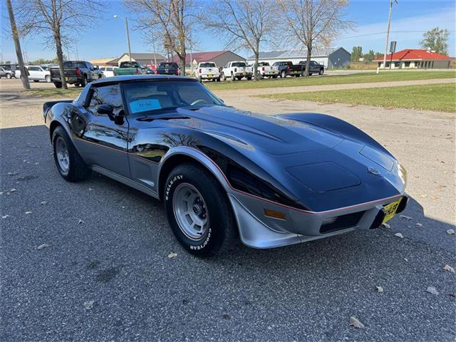 1978 Chevrolet Corvette (CC-1528779) for sale in Webster, South Dakota