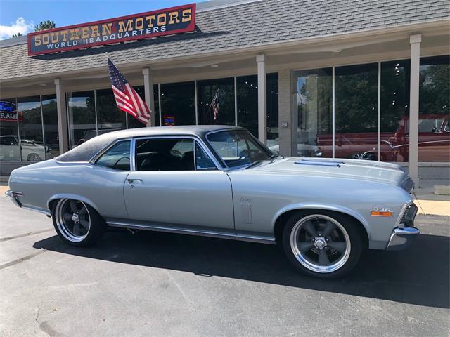 1970 Chevrolet Nova SS (CC-1528801) for sale in CLARKSTON, Michigan