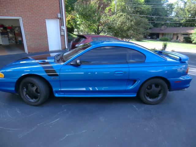 1998 Ford Mustang GT (CC-1528806) for sale in Knoxville, Tennessee