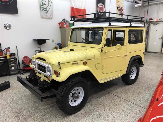 1969 Toyota Land Cruiser FJ40 (CC-1528807) for sale in Morrisville, North Carolina