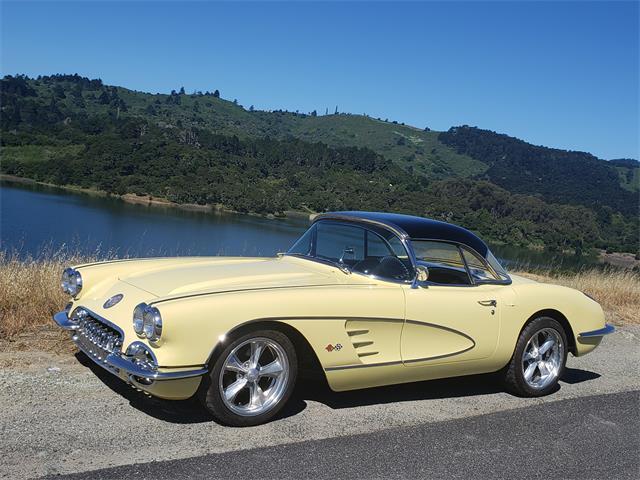 1959 Chevrolet Corvette (CC-1528809) for sale in Santa Clara, California
