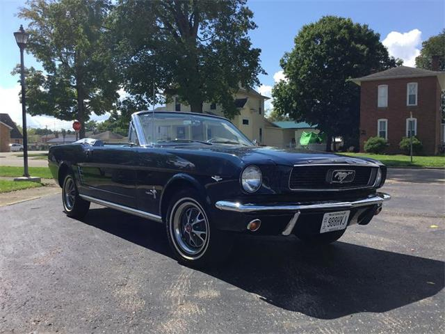 1966 Ford Mustang (CC-1528817) for sale in UTICA, Ohio