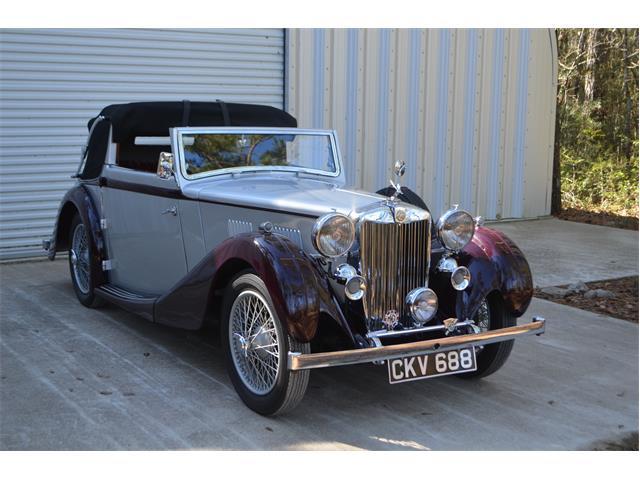 1937 MG VA (CC-1528819) for sale in ABILENE, Texas
