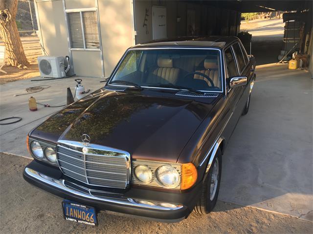 1980 Mercedes-Benz 300D (CC-1528822) for sale in Santa Clarita, California