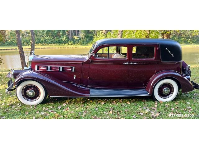 1935 Pierce-Arrow 845 (CC-1528826) for sale in New Lebanon, Ohio