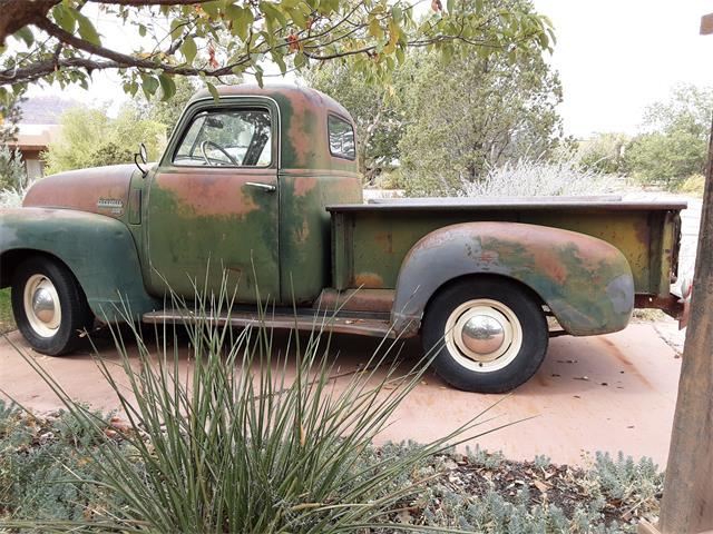 1950 Chevrolet Pickup (CC-1528835) for sale in Moab, Utah