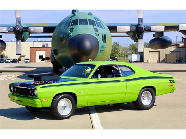 1974 Plymouth Duster (CC-1528842) for sale in St. Joseph, Missouri