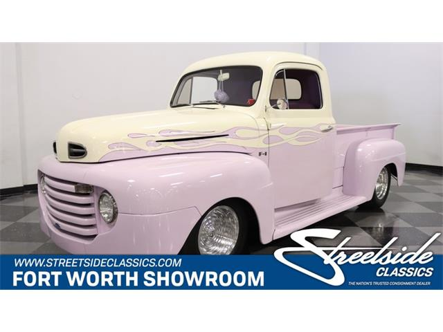 1950 Ford F1 (CC-1528858) for sale in Ft Worth, Texas
