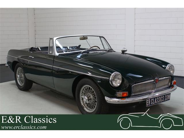 1966 MG MGB (CC-1528859) for sale in Waalwijk, [nl] Pays-Bas