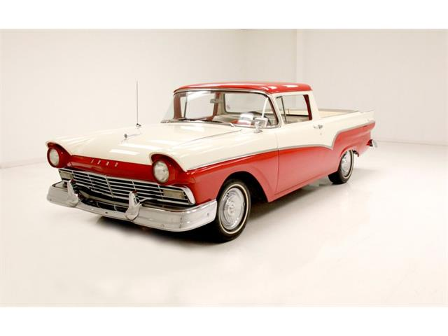1957 Ford Ranchero (CC-1528860) for sale in Morgantown, Pennsylvania