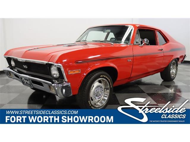 1970 Chevrolet Nova (CC-1528861) for sale in Ft Worth, Texas