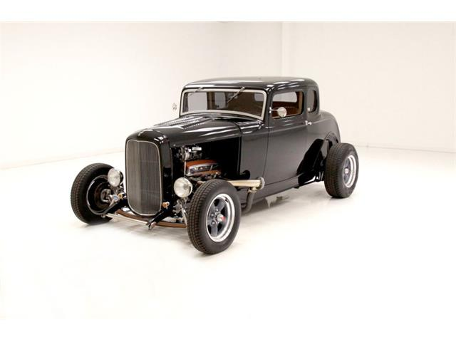 1932 Ford 5-Window Coupe (CC-1528862) for sale in Morgantown, Pennsylvania