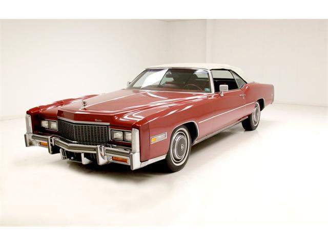 1976 Cadillac Eldorado (CC-1528863) for sale in Morgantown, Pennsylvania