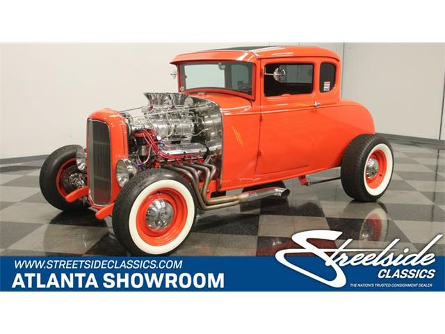 1930 Ford 5-Window Coupe (CC-1528880) for sale in Lithia Springs, Georgia