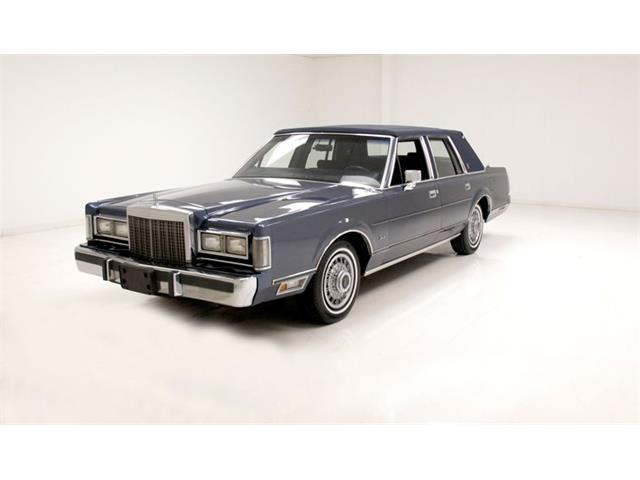1987 Lincoln Town Car (CC-1528881) for sale in Morgantown, Pennsylvania