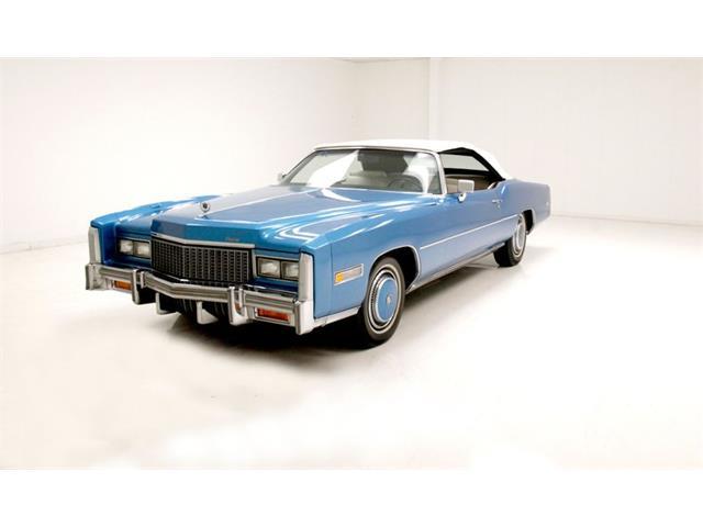 1976 Cadillac Eldorado (CC-1528888) for sale in Morgantown, Pennsylvania