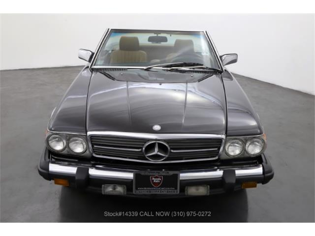 1986 Mercedes-Benz 560SL (CC-1528895) for sale in Beverly Hills, California