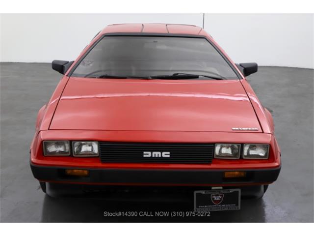 1983 DeLorean DMC-12 (CC-1528900) for sale in Beverly Hills, California