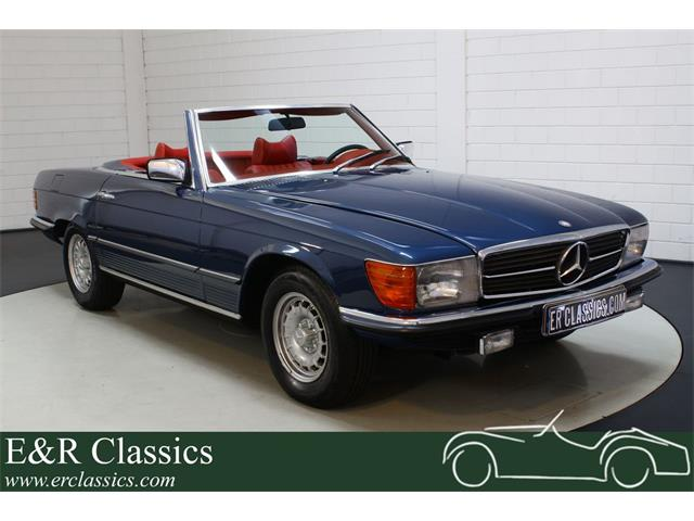 1976 Mercedes-Benz 280SL (CC-1528903) for sale in Waalwijk, [nl] Pays-Bas