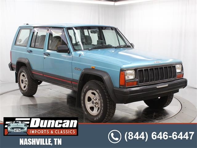 1995 Jeep Cherokee (CC-1528904) for sale in Christiansburg, Virginia