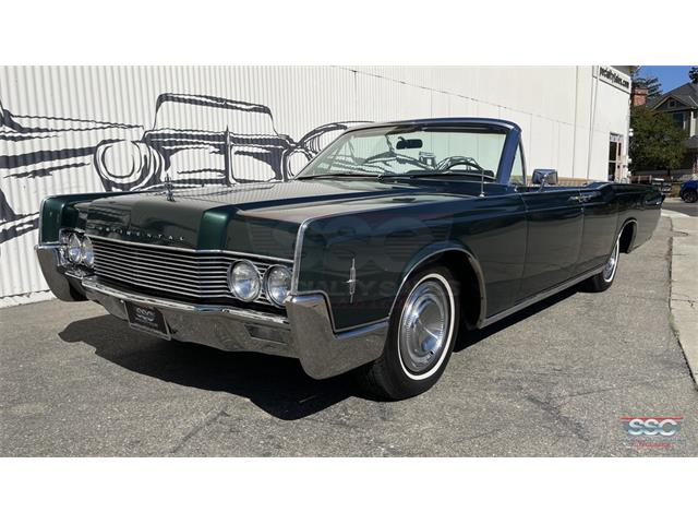 1966 Lincoln Continental (CC-1528927) for sale in Fairfield, California