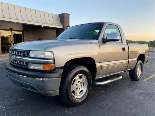 2000 Chevrolet Silverado (CC-1528930) for sale in Greensboro, North Carolina