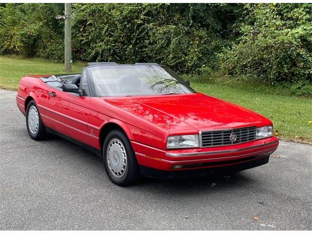 1990 Cadillac Allante (CC-1528935) for sale in Greensboro, North Carolina