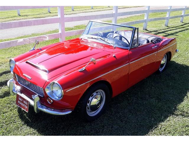 1967 Datsun 1600 (CC-1528936) for sale in Greensboro, North Carolina