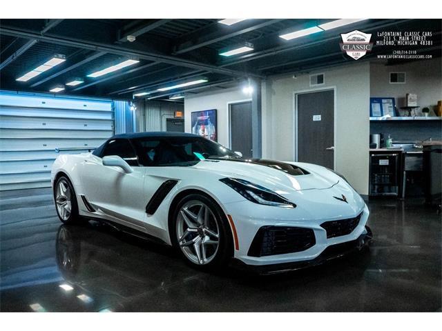 2019 Chevrolet Corvette (CC-1528937) for sale in Milford, Michigan