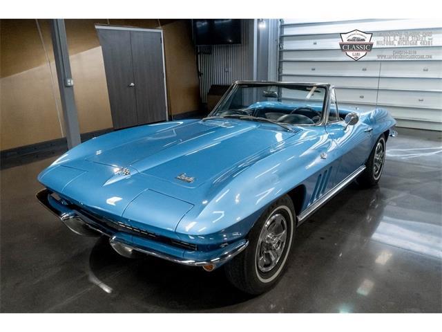 1966 Chevrolet Corvette (CC-1528941) for sale in Milford, Michigan