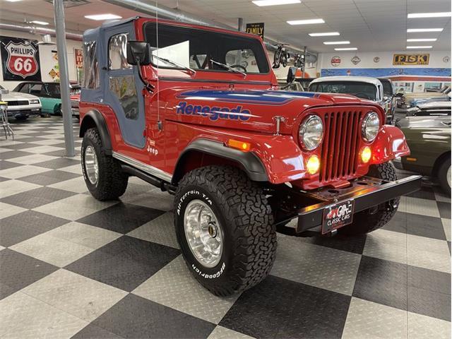 1978 Jeep CJ (CC-1528949) for sale in Greensboro, North Carolina