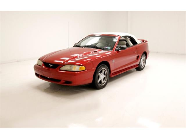 1994 Ford Mustang (CC-1520895) for sale in Morgantown, Pennsylvania