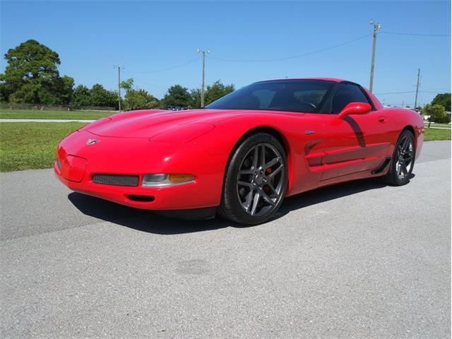 2003 Chevrolet Corvette (CC-1528952) for sale in Greensboro, North Carolina