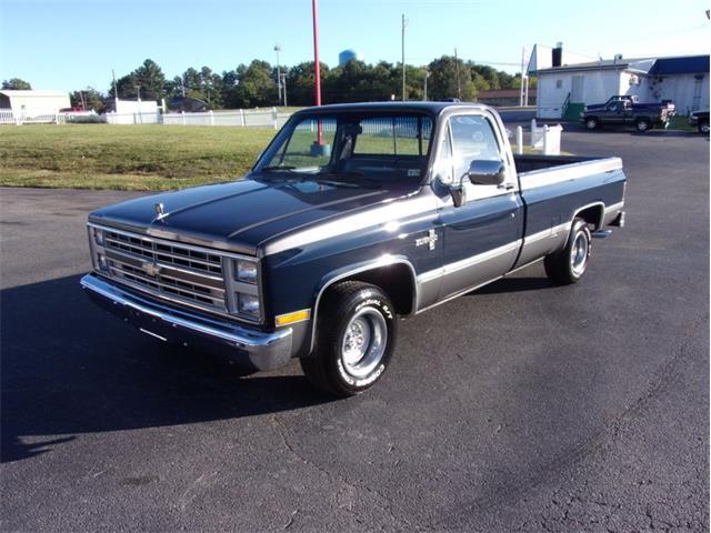 1987 Chevrolet Silverado (CC-1528954) for sale in Greensboro, North Carolina