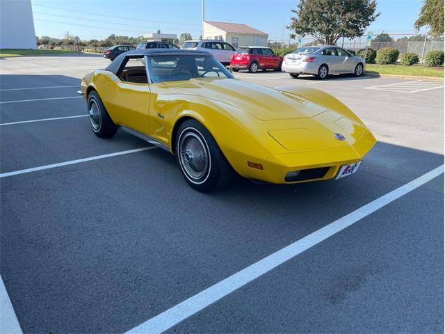 1973 Chevrolet Corvette (CC-1528956) for sale in Greensboro, North Carolina