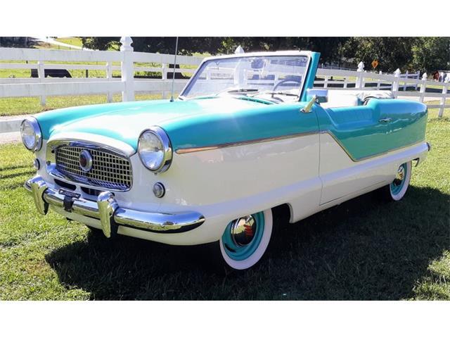 1958 Nash Metropolitan (CC-1528957) for sale in Greensboro, North Carolina