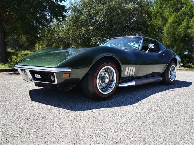 1969 Chevrolet Corvette (CC-1528963) for sale in Greensboro, North Carolina