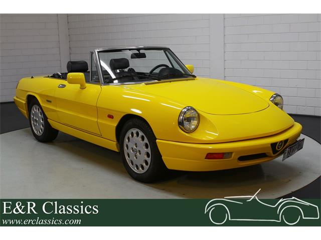 1993 Alfa Romeo Spider (CC-1528966) for sale in Waalwijk, [nl] Pays-Bas